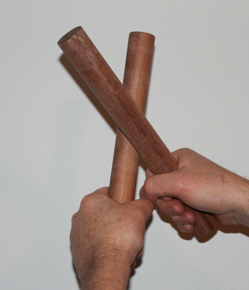 clap sticks | bushspirit